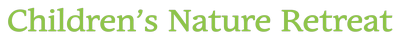 Children's Nature Retreat Mobile Logo