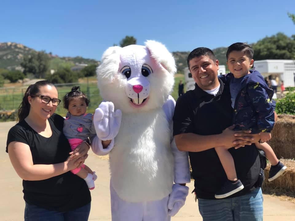 Easter Egg Hunt 2020 Nature Retreat