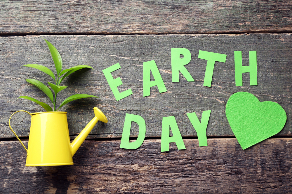 Earth day: Sunday, April 19, 2020