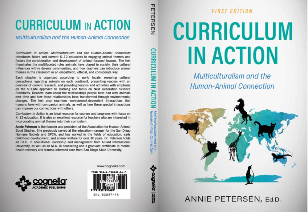 Curriculum in Action Book Release at Children's Nature Retreat!