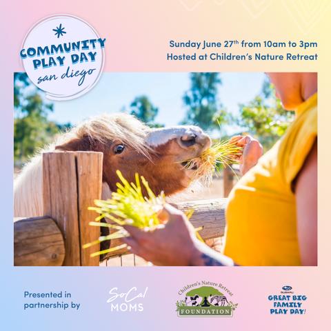 Community Play Day San Diego